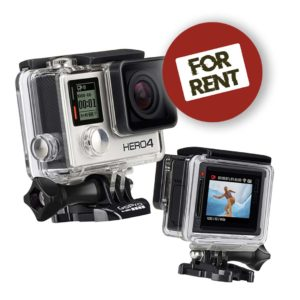 GO PRO FOR RENT