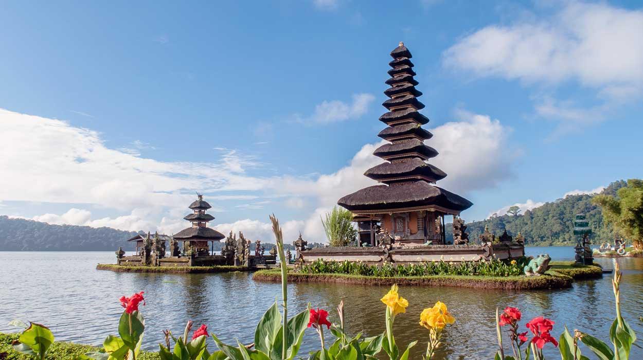 Los mejores lugares de buceo - Bali