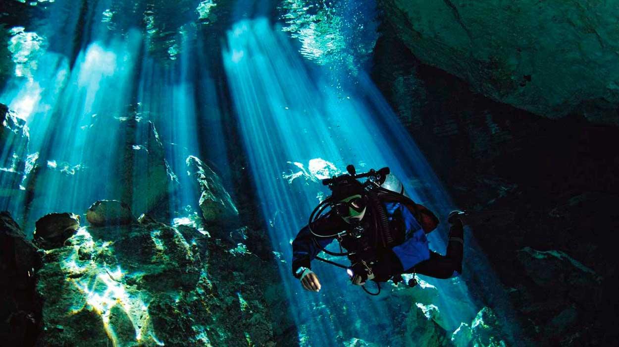 Los mejores lugares de buceo - México
