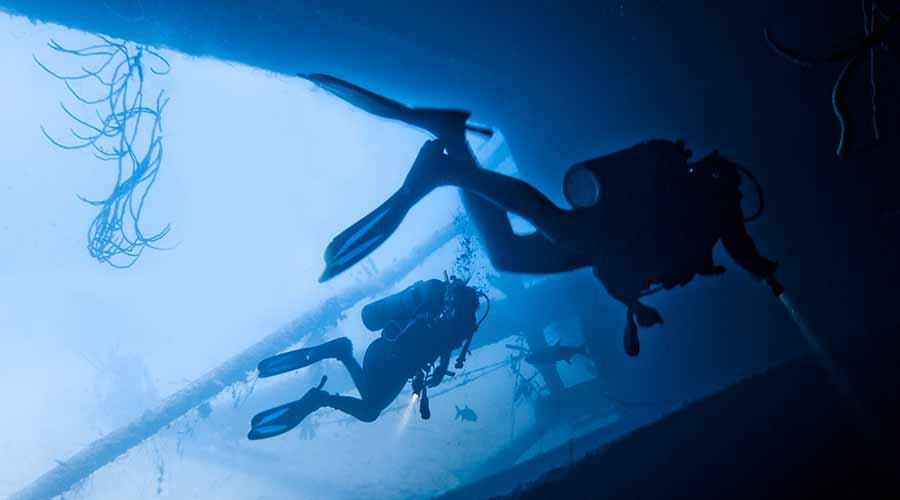 wreck-diving-course-how-to-start