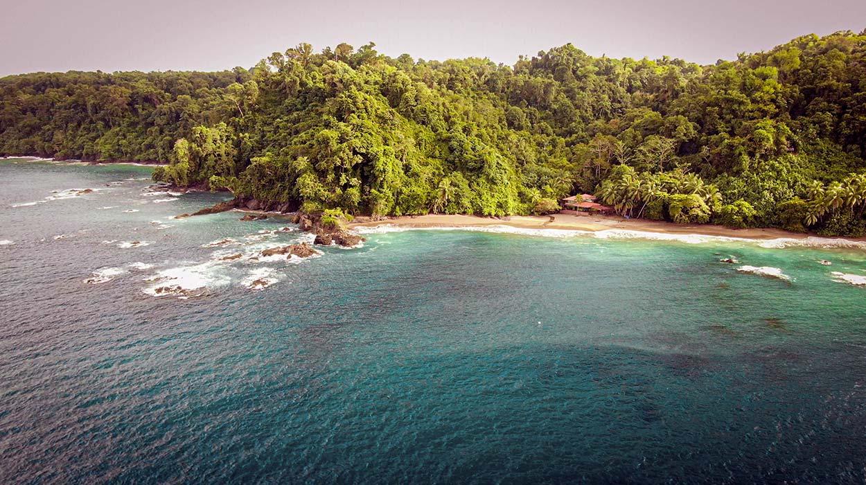 Isla del Caño - información turística práctica. tour de snorkel