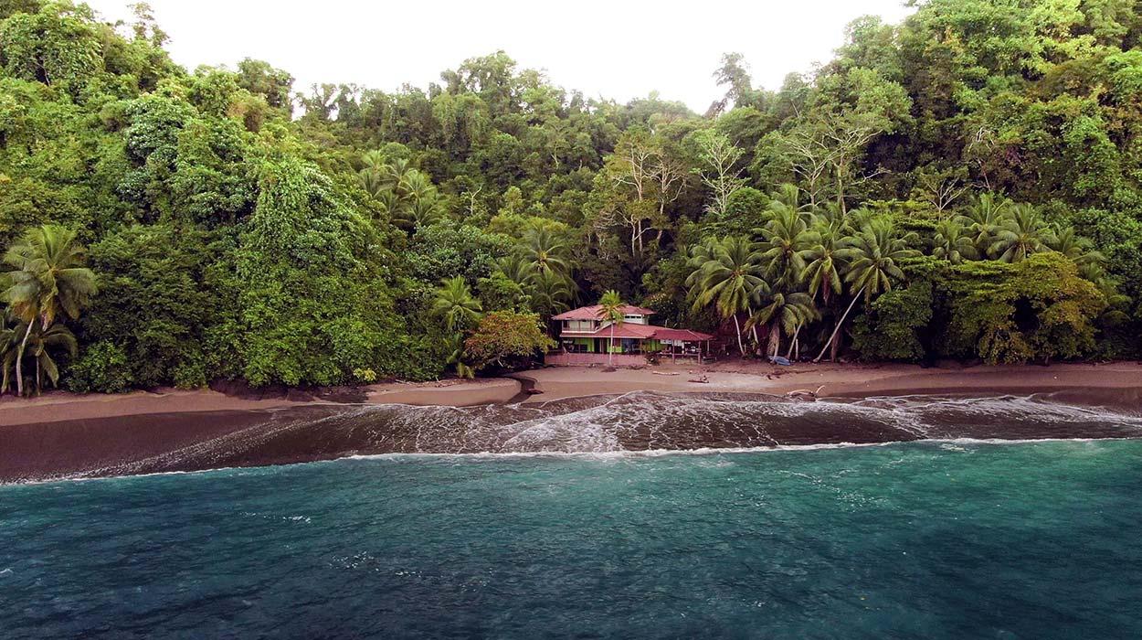 Isla del Caño - información turística práctica