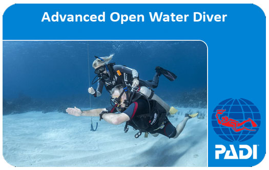 PADI AOWD Course in Costa Rica