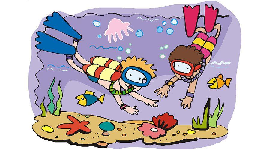 Scuba-Diving-Cartoons-–-Diving-in-Popular-Culture
