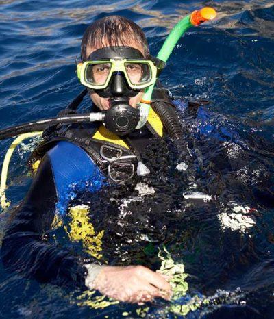 Kurs nurkowania w Kostaryce