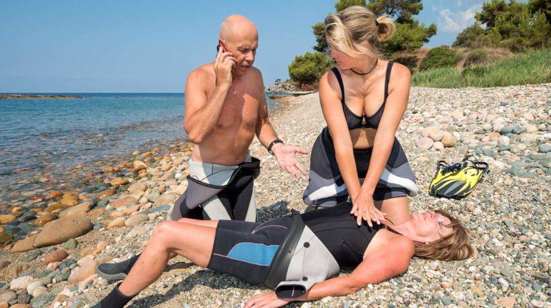 Costa Rica PADI Rescue Diver Course