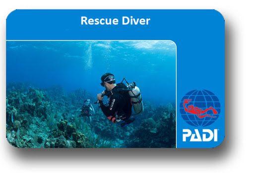 padi rescue diver course in coat rica