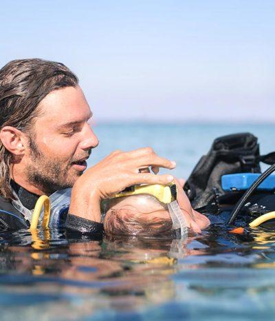 PADI Rescue Diver Course in Costa Rica