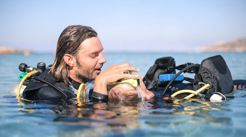 PADI Rescue Diver Course in Costa Rica
