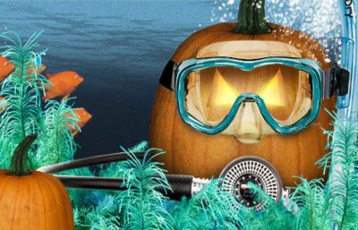 scuba-haloween-costa-rica